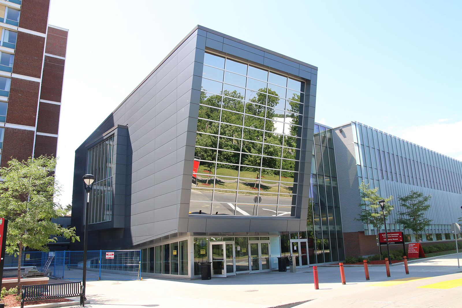Carleton University Residence Commons Expansion National